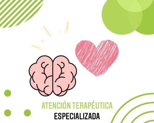 ATENCIÓN TERAPEÚTICA ESPECIALIZADA