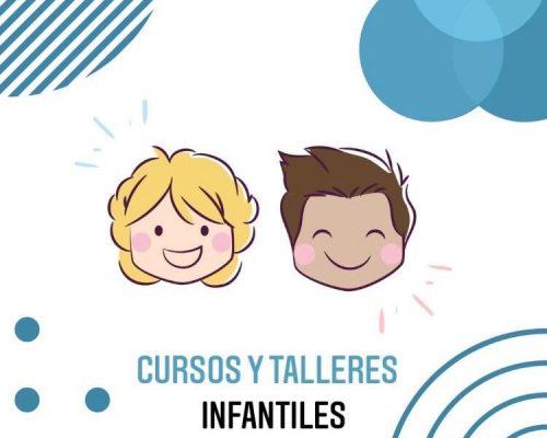 CURSOS Y TALLERES PARA NIÑOS